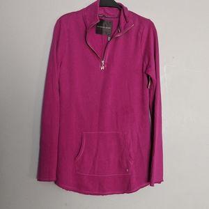 Victoria' secret sweat shirt long sleeve purple Sm